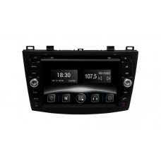 Штатная магнитола Gazer CM5008-BL для Mazda 3 (BL) 2010-2014