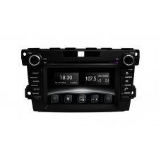 Штатная магнитола Mazda CX-7 (ER) Gazer CM6007-ER