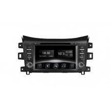 Штатная магнитола Nissan Navara (D40) Gazer CM6008-D40