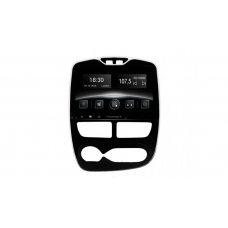 Штатная магнитола Gazer CM6509-KR0A для Renault Clio (auto conditioner) 2011-2015