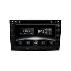 Штатная магнитола Gazer CM5007-BMO для Renault Megane (BMO) 2002-2009