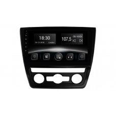 Штатная магнитола Gazer CM6510-5LA для Skoda Yeti (5L) - auto conditioner 2009-2013