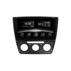 Штатная магнитола Gazer CM6510-5LM для Skoda Yeti (5L) - manual conditioner 2009-2013