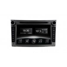 Штатная магнитола Gazer CM6007-B14 для Subaru Legacy 2008-2014