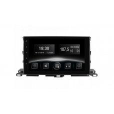 Штатная магнитола Toyota Highlander (XU50) Gazer CM6510-XU50