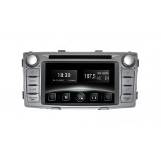 Штатная магнитола для Toyota Hilux (N5) 2012-2015 Gazer CM5006-N5