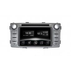 Штатная магнитола для Toyota Hilux (N5) 2012-2015 Gazer CM6006-N5