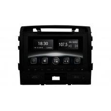 Штатная магнитола Toyota LC200 (J200) Gazer CM6510-J200