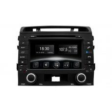 Штатная магнитола Toyota LC 200 (J200) Gazer CM6008-J200
