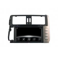 Штатная магнитола Toyota Prado LC150 Gazer CM6008-J150