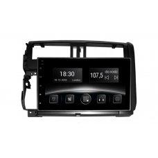Штатная магнитола Toyota Land Cruiser Prado (J150) Gazer CM6510-J150