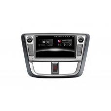 Штатная магнитола Toyota Yaris (P170) Gazer CM6009-P170