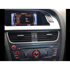Мультимедийный видеоинтерфейс Gazer VC500-C/S (AUDI)
