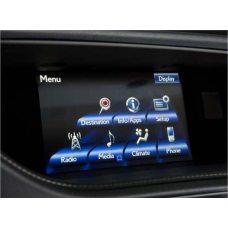 Мультимедийный видеоинтерфейс Gazer VC500-LXS/ENF (Lexus)