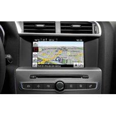 Мультимедійний відеоінтерфейс Gazer VI700A-MRN (Citroen/Peugeot)