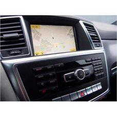 Мультимедийный видеоинтерфейс Gazer VC500-NTG45 (Mercedes)