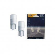 Светодиодные лампы HELLA 8GL178560-601 W5W LED 1W 5000K