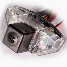 Камера заднего вида для Honda Jazz 2008+ IL Trade 9516