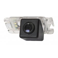Камера заднего вида для Ford Mondeo, Focus, Fiesta, S-Max, Kuga, C-Max Incar VDC-013