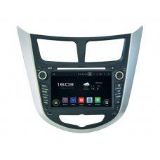 Штатная магнитола Hyundai Accent 2010+ Incar AHR-2487