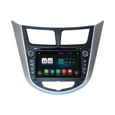 Штатная магнитола Hyundai Accent 2011+ INCAR TSA-2487