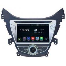 Штатная магнитола Incar AHR-2464 для Hyundai Elantra (2014-2016)