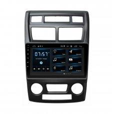 Штатная магнитола Kia Sportage 2008-2010 (climat) Incar XTA-1821