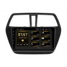 Штатная магнитола Suzuki SX4 Incar DTA-0702