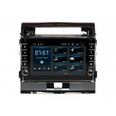 Штатна магнітола Toyota Land Cruiser 200 (з підсилювачем) Incar DTA-0303R