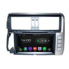 Штатная магнитола для Toyota LC150 Prado Incar AHR-2184 (на Android)