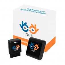 LBS система I-SEE (LBS трекер + GPS маяк)