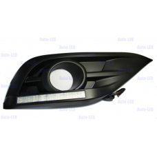 Штатные дневные ходовые огни Auto-LED для Honda CR-V 2012+