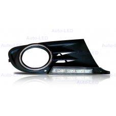 Штатные дневные ходовые огни Auto-LED для VW Golf 6 2009+