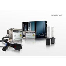 Комплект ксенона Infolight H7 50Вт  24В