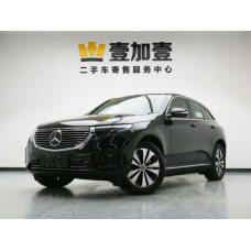 Электромобиль Mercedes EQC 350 4MATIC (новый)