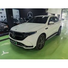 Электромобиль Mercedes EQC 400 4MATIC (б/у)