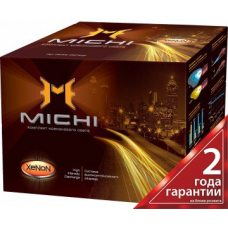 Комплект ксенона H10 Michi 35Вт 4300К, 5000К, 6000К