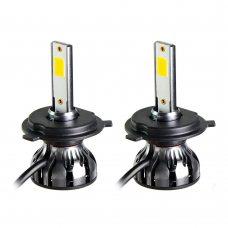 Светодиодные лампы H4 MLux Grey Line, 26 Вт, 4300 K