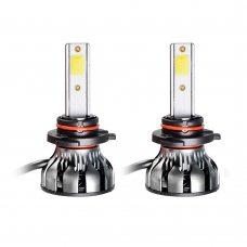 Светодиодные лампы 9006/HB4 MLux Grey Line, 26 Вт, 4300 K