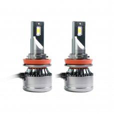 Светодиодные лампы H9 MLux Orange Line, 28 Вт, 6000 K