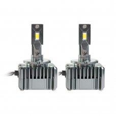 Светодиодные лампы D1S MLux Red Line, 45 Вт, 6000 K