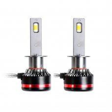 Светодиодные лампы H1 MLux Red Line, 45 Вт, 4300 K