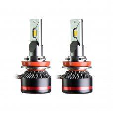 Светодиодные лампы H11 MLux Red Line, 45 Вт, 6000 K