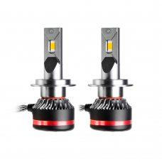 Светодиодные лампы H7 MLux Red Line, 45 Вт, 6000 K
