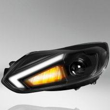 Фары биксенон для Ford Focus 3 Osram LEDHL105-BK LHD LEDriving Xenarc