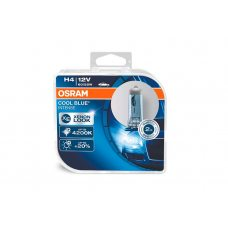 Галогенна лампа Osram H4 64193CBI-HCB Cool Blue Intense +20%