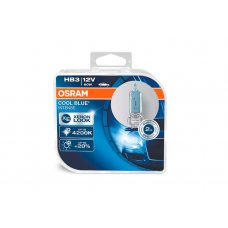 Галогенная лампа HB3 Osram 9005CBI-HCB Cool Blue Intense +20%