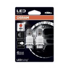 Светодиодные лампы Osram 3557R-02B P27/7W LEDriving Premium Red 12V