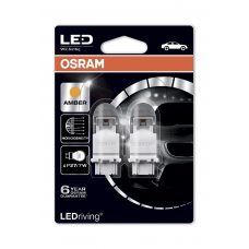Светодиодные лампы Osram 3557YE-02B P27/7W LEDriving Premium Yellow 12V