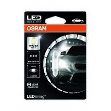 Светодиодные лампы Osram 6499WW-01B C5W LEDriving Premium 41mm 4000K 12V